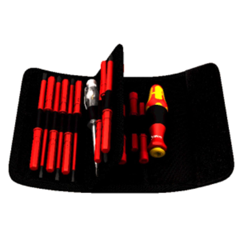 wera wechselklingensatz kraftform kompakt vde 60 i 62 i 65 i 18. Black Bedroom Furniture Sets. Home Design Ideas