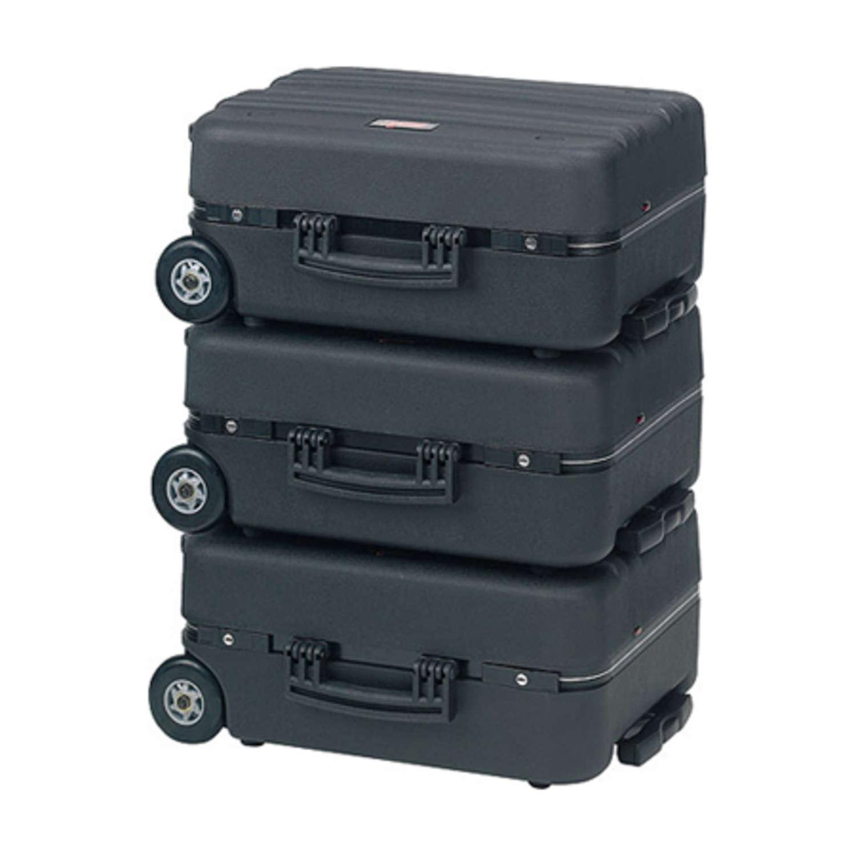 gt werkzeugkoffer mega wheels 190 pts leer g nstig im pkelektronik shop. Black Bedroom Furniture Sets. Home Design Ideas