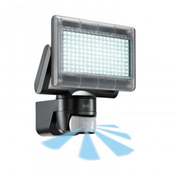 steinel sensor led strahler xled home 1 schwarz ca 14 8 w. Black Bedroom Furniture Sets. Home Design Ideas