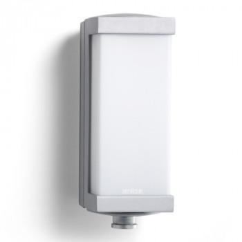 Steinel LED-Sensor-Leuchte L 666 LED, grau, 9 W