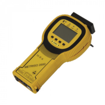 Hochohmmeter Metriso 2000 (deutsch)