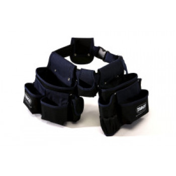Raaco Bucket ToolBelt schwarz/blau (leer)