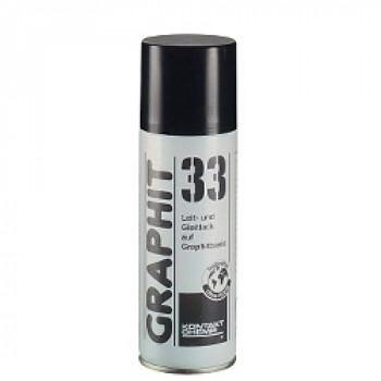 Kontakt-Chemie Graphit 33 Leitlack, 400 ml
