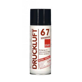 Kontakt-Chemie Druckluft 67 Hochdruck Druckluftspray, 340 ml