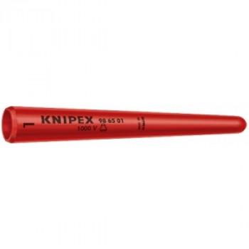 Knipex Aufsteck-Tülle 98 65 01 isoliert 1000 Volt Leiterkennzahl 1