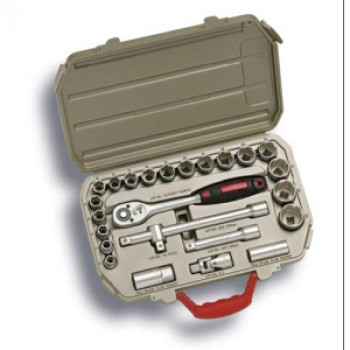 "Crescent Werkzeugset CTK25EU 1/2"", 25-tlg."