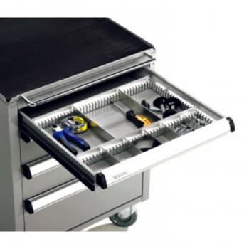 Treston Schubladeneinsatz MLX 2-50 für Schubladenblock ML