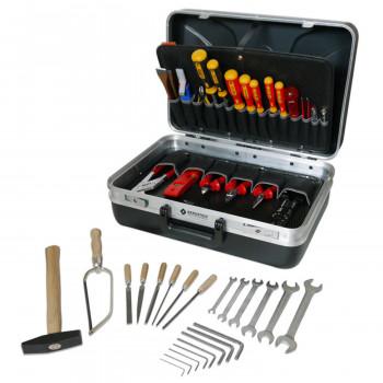 Bernstein Werkzeugkoffer PERFORMANCE Basic 5000 BAS, 48-tlg.