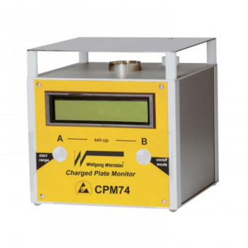 Charged Plate Monitor CPM74