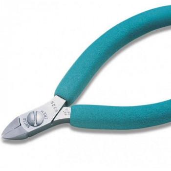 Erem Seitenschneider 632N, ovaler Kopf, perfekt planer Schnitt, mini, 110 mm