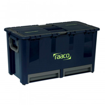 Raaco Werkzeugkoffer Compact 47, blau