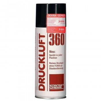 Kontakt-Chemie Druckluft 360 Druckluftspray, 200 ml