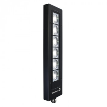 Waldmann LED-Maschinenleuchte FLAT LED MYAL 6 S, 13 W, 10-40 VDC