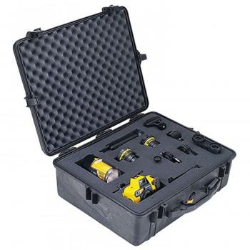 Peli Schutzkoffer 1600 Case mit Schaum, schwarz