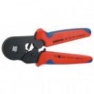 Knipex Crimpzange 97 53 04 mit Seiteneinführung für Aderendhülsen 0,08-10 mm²