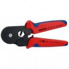 Knipex Crimpzange 97 53 14 mit Seiteneinführung für Aderendhülsen 0,08-10 mm²