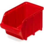 Raaco Sichtbox Euro Bin 3 rot