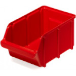 Raaco Sichtbox Euro Bin 4 rot