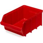 Raaco Sichtbox Euro Bin 5 rot