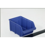 Raaco Sichtbox Euro Bin 4 blau