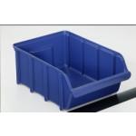 Raaco Sichtbox Euro Bin 5 blau