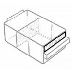 Raaco Etiketten 150-02 weiß/klar