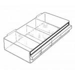 Raaco Etiketten 150-03 weiß/klar
