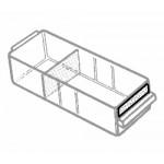 Raaco Etiketten 150-00 weiß/klar