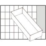 Raaco Einsatz BA7-2 für Carry-Lite 80/Boxxser 80, transparent