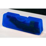 Raaco SC Einsatzbox für Servicecase frostblau
