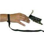 ESD Einweg-Handgelenkband (100 Stück) mit Metallclip
