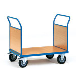 fetra Doppel-Stirnwandwagen 2520, 850 x 500 mm, 400 kg