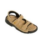 ESD Damen-/Herren Trekking Sandale ELECTRA, sandfarben