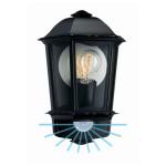 Steinel Sensor-Leuchte L 190 S, schwarz, max. 100 W
