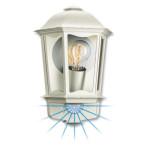 Steinel Sensor-Leuchte L 190 S, weiß, max. 100 W
