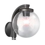 Steinel Sensor-Leuchte L 706 S, schwarz, max. 100 W