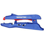 Bernstein Abisolier- und Crimpwerkzeug 5-532, 0,5-6,0 mm², 160 mm
