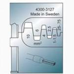 Elpress Pressbacke OEB0210 für Aderendülsen 0,5-10 mm²