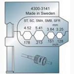 Elpress Pressbacke OFO5432 für Lichtwellenleiter