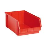 rot ESD Warmbier IDP-STAT-Sichtlagerkasten 235 x 145 x 125 mm