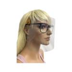 ESD-Gesichtsvisier für Brillenbügel