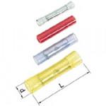 Elpress Stossverbinder isoliert A1525SK 0,5-1,5 mm² rot (100 Stück)