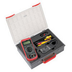 Weidmüller Digital Multimeter + Strommesszange MG KIT CA 600