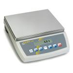Kern Tischwaage FKB 30K5DA, Ablesbarkeit 5g/max. 15kg o. 10g/max. 30kg
