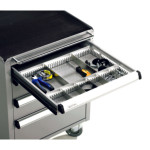 Treston Schubladeneinsatz MLX 2-100 für Schubladenblock ML