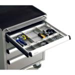 Treston Schubladeneinsatz MLX 2-100 für Schubladenblock ML ESD