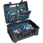 B&W Werkzeugkoffer jumbo pockets mit Rollen (leer)