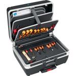 B&W Werkzeugkoffer rhino modul mit Rollen (leer)