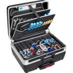 B&W Werkzeugkoffer rhino pockets mit Rollen (leer)