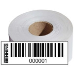 BENNING Barcodeetiketten (1000 Stück)